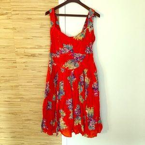 retro eshakti dress
